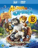 Alpha And Omega (Blu-ray+Dvd Combopack)