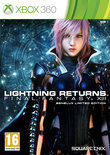 Lightning Returns, Final Fantasy XIII (Benelux Edition)  Xbox 360