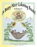 Beary Nice Coloring Book - Volume 1