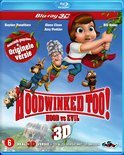 Hoodwinked Too!: Hood vs. Evil 3D (Superkapje) (3D+2D Blu-ray)