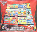 Disney Stickerdoos 16 rollen cars