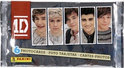 Panini photocards One Direction: 6 stuks