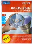 Easy Computing Cd Labels - 100 stuks
