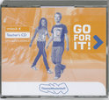 Go For It! / 4 K / Deel Teacher's Cd