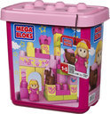 Mega Bloks First Builders Maxi Pony Doos Klein