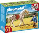 Playmobil Knabstrupper Met Paardenbox - 5107
