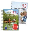 52X De Natuur In  + Cd-Rom
