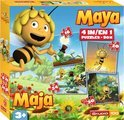 Maya Puzzel 4 In 1 Puzzel