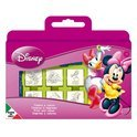 Minnie Mouse stempeldoos 12 dlg