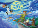 Clementoni Puzzel peter pan london maxi 24 stukjes