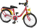 PUKY Fiets Z6 Rood - 16 inch