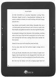 Icarus Illumina e-reader met front light - Zwart