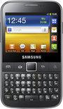 Samsung Galaxy Txt (B5510) - Zilver
