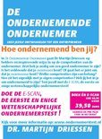 De ondernemende Ondernemer met E-Scan Ondernemerstest / druk 1