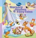 Disney Nursery Rhymes & Fairy Tales [With 200 Stickers]
