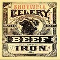 Celery Beef And Iron