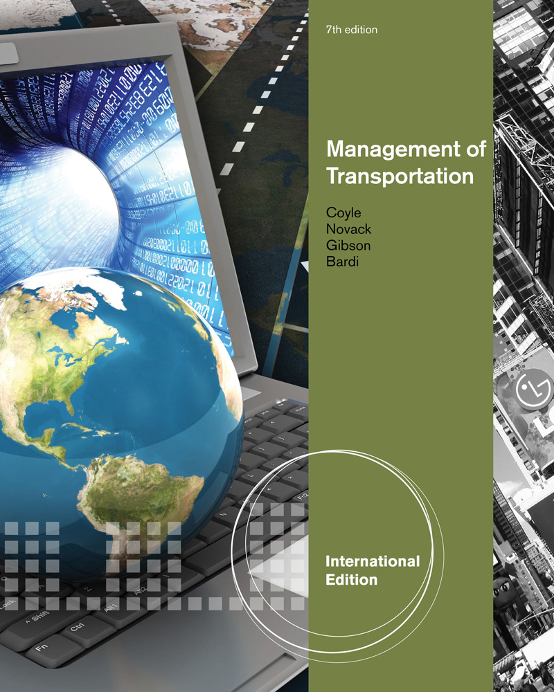 Management of Transportation, International Edition