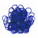 Loom Bands Donkerblauw/ Dark Blue 300x