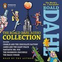 The Roald Dahl Audio Collection: Includes Charlie and the Chocolate Factory, James & the Giant Peach, Fantastic Mr. Fox, the Enormous Crocodile & the