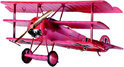 Revell Fokker Triplane Modelset