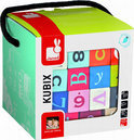 Kubix 40 blokken Letters en Cijfers