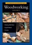 The Complete Illustrated Guide to Woodworking DVD Volume 3