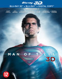 Man Of Steel (3D & 2D Blu-ray)