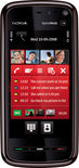 Nokia 5800 XpressMusic - Rood