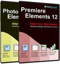 Staplessen Adobe Photoshop Elements en Premiere Elements 12 - Nederlands / Win