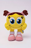 Smileys Large Pluche Girl