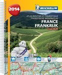 FRANCE / FRANKRIJK 22097 SPIR . ATLAS MICHELIN 2014