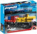 Playmobil Radiografisch Bestuurbare Goederentrein met Containers - 5258