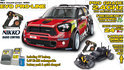Nikko Mini Countryman WRC Evo 1:14 - RC Auto
