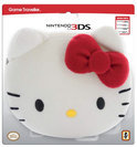 Bigben Hello Kitty Pluchen Opbergtas 3DS + 3DS XL + DSi + DSi XL + DS Lite