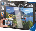 Augmented Reality Puzzel 'Lofoten, Noorwegen'