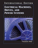 Electrical Machines, Drives and Power Systems