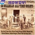 Howdy-25 Hilbilly All Time Greats