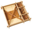 Totally Bamboo Sushiset 7-delig - Medium
