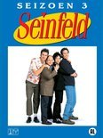 Seinfeld - Seizoen 3 (4DVD)
