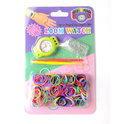 Loom Watch Set, Loomfun Loom horloge Geel Yellow