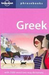 Lonely Planet Greek