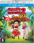 Het Regent Gehaktballen 2 (Cloudy With A Chance Of Meatballs 2) (3D Blu-ray)