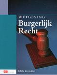 Wetgeving Burgerlijk Recht 2010-2011