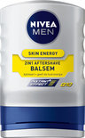 Nivea for Men Energy Q10 - 100 ml - Aftershave balsem