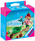 Playmobil Bloemenelfje met egels  - 4751