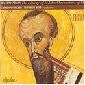 Rachmaninov: The Liturgy of St. John Chrysostom / Best