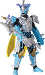 Power Rangers - Figuur MegaForce - 10 cm - Brak
