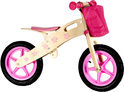Yipeeh Loopfiets - Roze