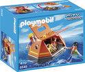 Playmobil Reddingsvlot met drenkelingen - 5545