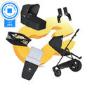 Koelstra Binque Daily Pack - Kinderwagen Compleet - Zwart